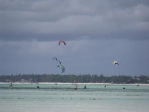 Der Strand von Paje II