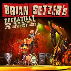 Brian Setzer - Rockabilly Riot