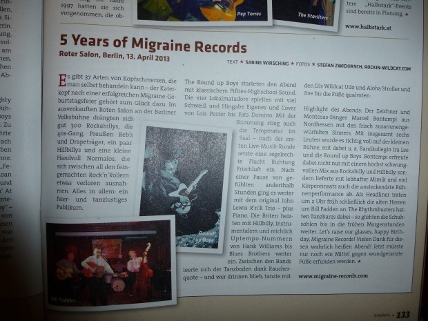 5 Years of Migraine Records