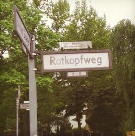 Hier wohne ich. Eigentlich.