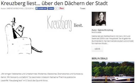 Kreuzberg liest
