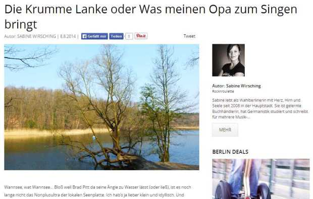 Krumme Lanke