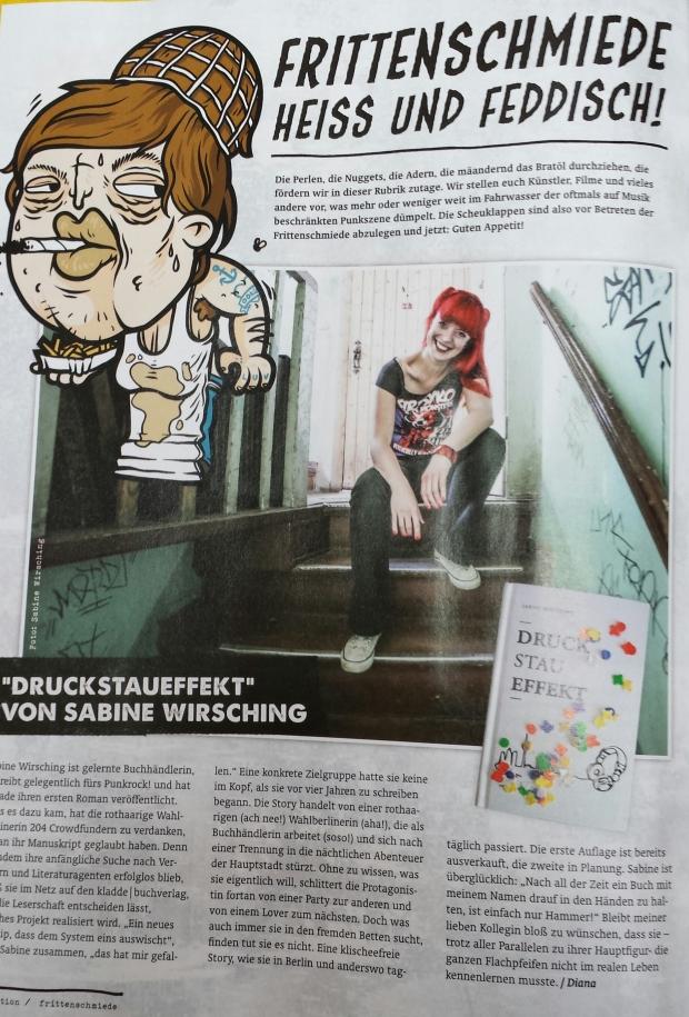 Frittenschmiede #Punkrock!